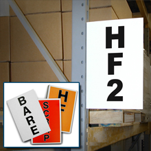 Warehouse Aisle Signs and Signage