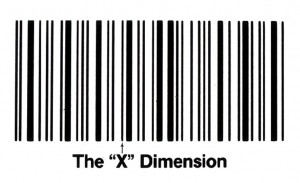 Barcode Label from Camcode
