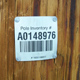 Utility Joint Use Pole Tags