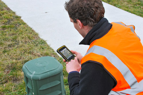 Trimble Juno 5 Handheld Scanner Review