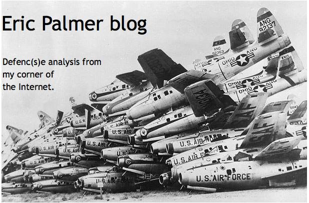 Eric Palmer Blog