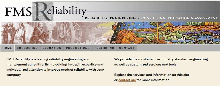 FMS Reliability