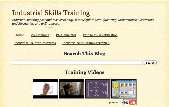 Industrial Skills Training