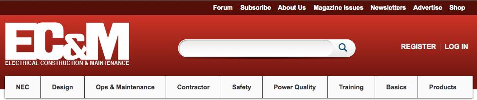 Electrical Construction & Maintenance