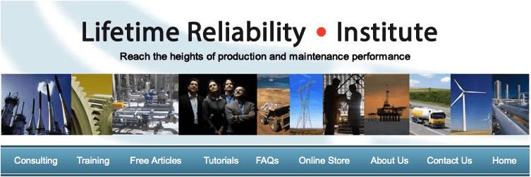 Lifetime Reliability Institute