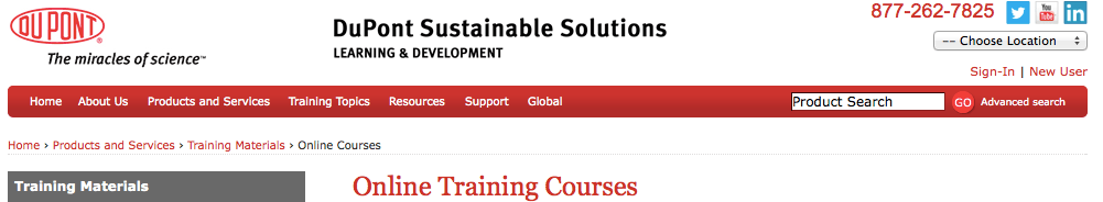 Maintenance and Reliability Online Training Courses