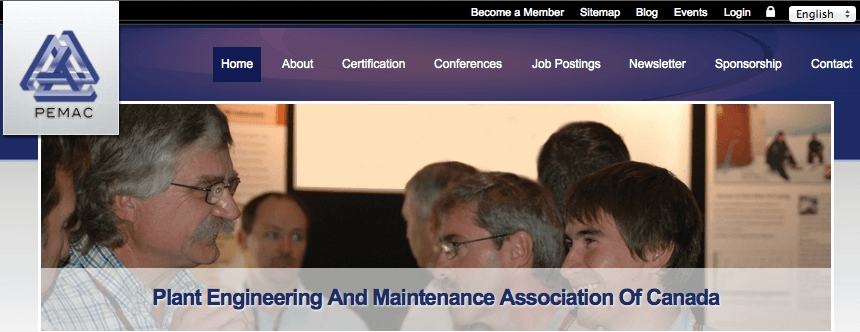 Plant Engineering And Maintenance Association of Canada
