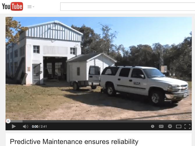 Predictive Maintenance ensures reliability