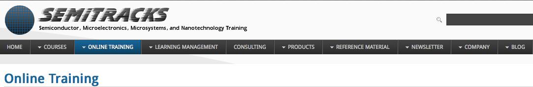 Semitracks Online Training