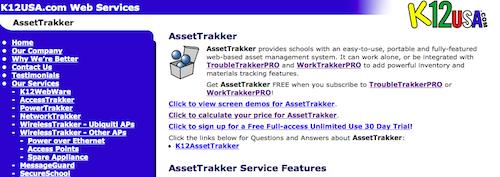 AssetTrakker