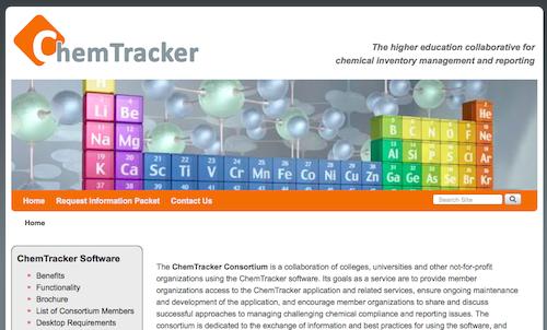 ChemTracker Software