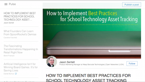 How to Implement Best Practices for School Technology Asset Tracking