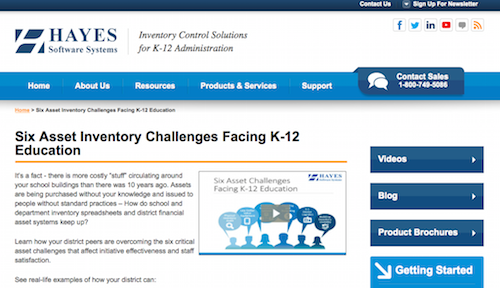 Six Asset Inventory Challenges Facing K12 Education