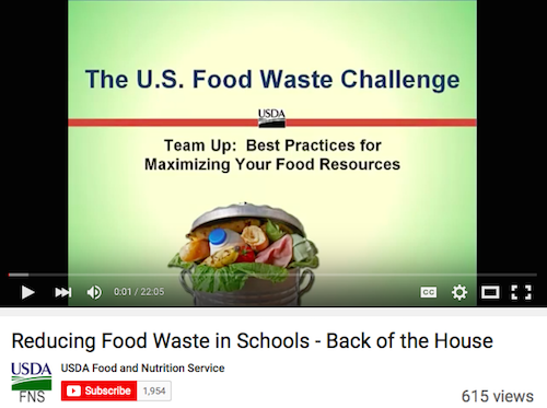 The US Food Waste Challenge Team Up Best Practices for Maximizing Your Food Resources