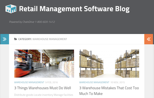 Retail Management Software Blog