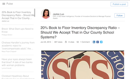 20 Book to Floor Inventory Discrepancy Ratio Should We Accept That in Our County School Systems