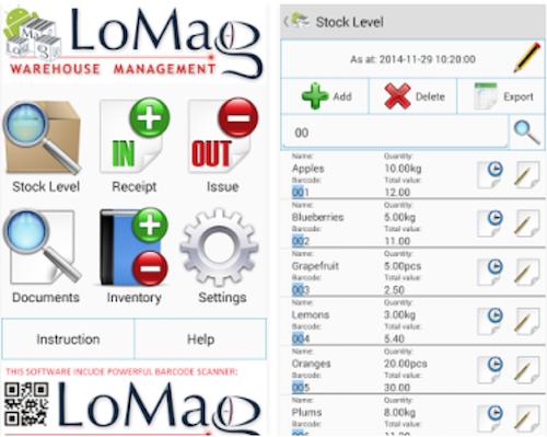 LoMag Warehouse Management PRO