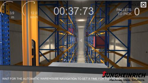 Warehouse Navigation