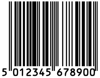 Numeric-only barcode