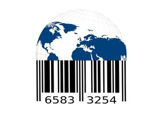 global tracking with barcode formats