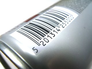 UPC code used for different types of barcodes