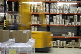 Warehouse activity