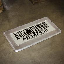 Peel & Stick Warehouse Floor Labels