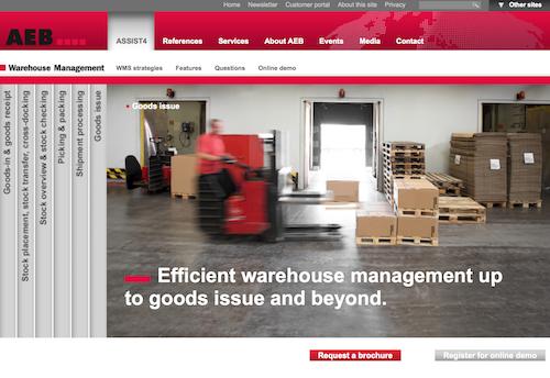 ASSIST4 Warehouse Management