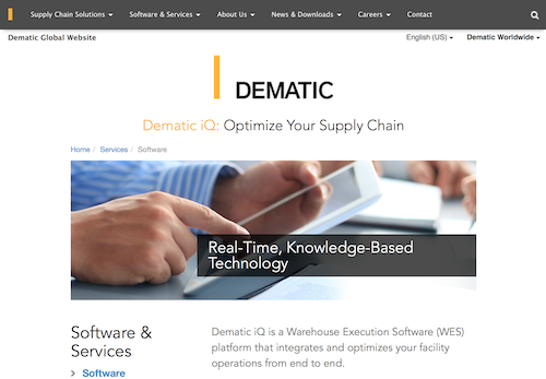 Dematic iQ