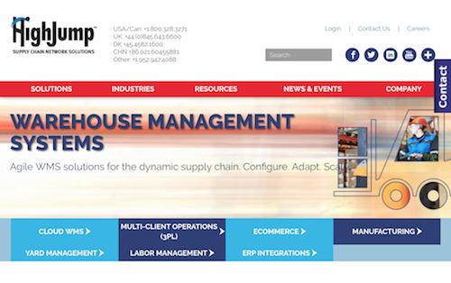HighJump Warehouse Management Systems