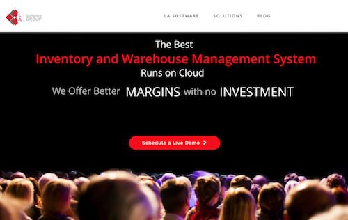 LA Software 3PL Warehouse Management Software