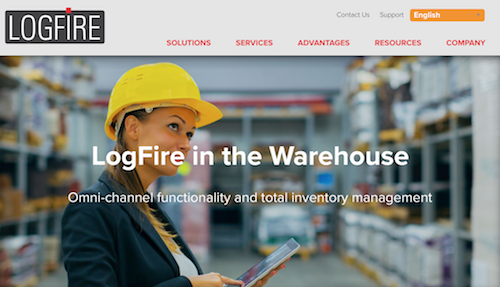 LogFire in the Warehouse