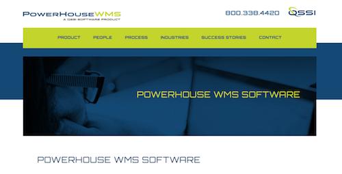 PowerHouseWMS