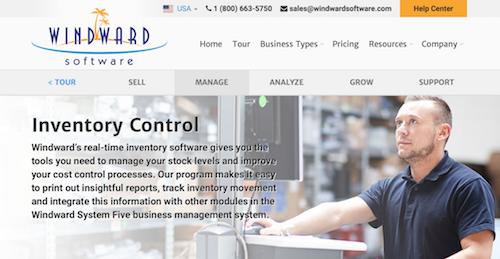 Winward Inventory Control
