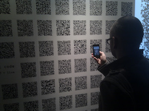 definition of 2d barcode