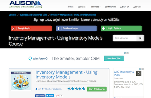 inventory-management-using-inventory-models-course