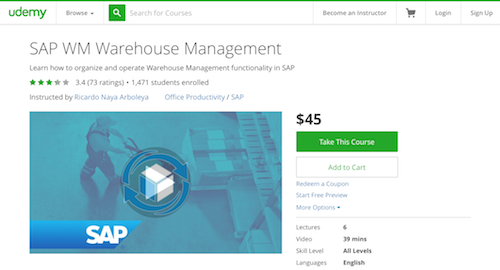 Top Warehouse Management Training Resources: 50 Courses