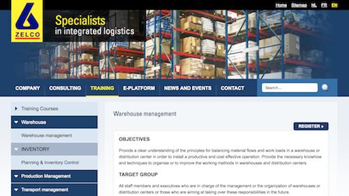 warehouse-management-training-courses