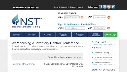 warehousing-and-inventory-control-conference