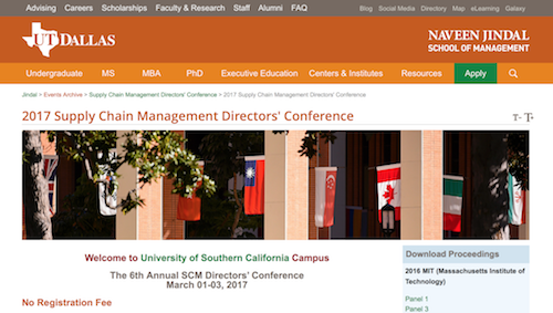 2017-supply-chain-management-directors-conference