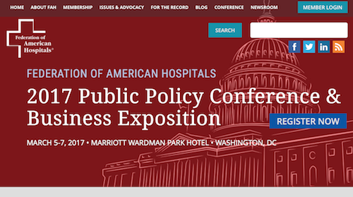 federation-of-american-hospitals-2017-public-policy-conference-and-business-exposition