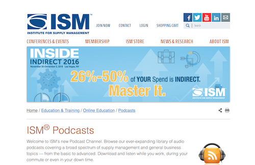 ism-podcasts