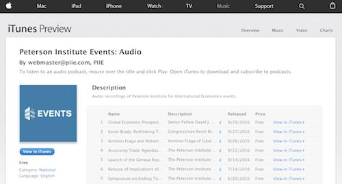 peterson-institute-for-international-economics-event-audio-podcast