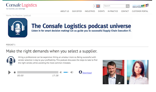 the-consafe-logistics-podcast-universe