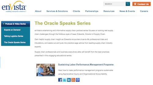 the-oracle-speaks-series