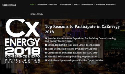 CxEnergy 2018 Conference & Expo