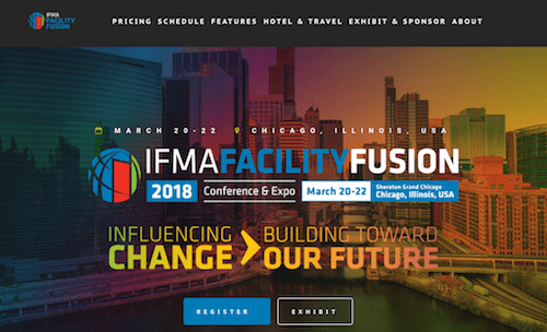 IFMA Facility Fusion 2018 Conference & Expo
