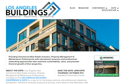Los Angeles Buildings Conference & Expo