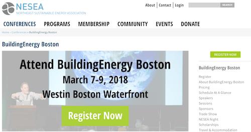 NESEA BulidingEnergy Boston