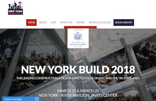 New York Build 2018